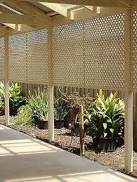 Ideas Using Lattice Fence With Lattice Better Homes And Gardens Home Decorating Backyard Privacy Backyard Fences Privacy Screen Outdoor