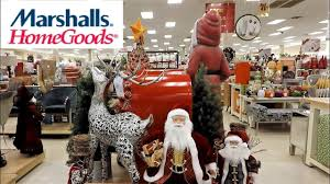 marshalls home goods christmas decor