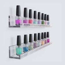 acrylic nail polish display