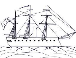 Tổng hợp các bức tranh tô màu thuyền buồm đẹp nhất - Zicxa hình ảnh
