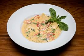 homemade lobster raviolis main menu
