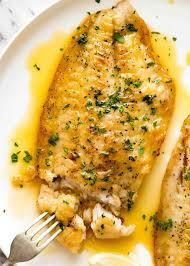 Killer Lemon Butter Sauce for Fish ...
