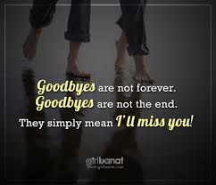 goodbye quotes and messages to special someone that will make you