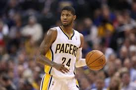 indiana pacers paul george nba