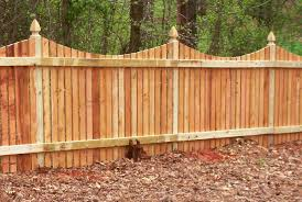 Wood Fencing Wood Fencing Lowes