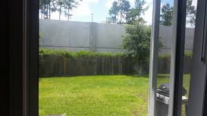 Sound Barrier Wall Built Behind My House What Can I Do