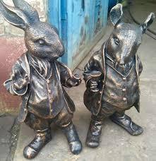 mad hatter rabbit polycarbonate