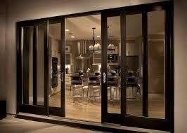 sliding doors exterior