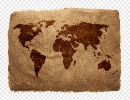 world map traestry old world globe