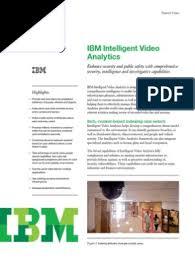 IBM IVA White Paper | Analytics | Ibm | Free 30-day Trial | Scribd
