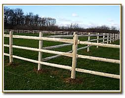 Herdt Fencing Inc Crosswicks New Jersey Split And Round Rail Fence