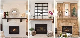 warm your home with fireplace decor