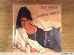 ② single adeline thomas - Vinyles | Autre | 2ememain