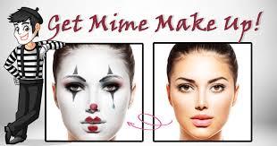 how to do mime eye makeup saubhaya makeup