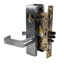 interior exterior door locks