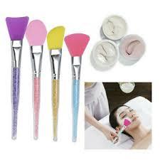 whole silicone face mask brush