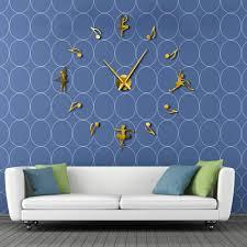 Ballerinas Adorable Frameless Wall Clock Treasure Fan