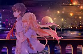 wallpaper from anime your lie