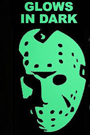 Jason Hockey Mask Face Glow In The Dark Buy Online In China At Desertcart