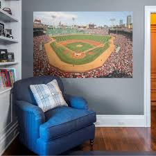 Fathead Boston Red Sox Fenway Park Stadium Mural Wall Decal Dick S Sporting Goods