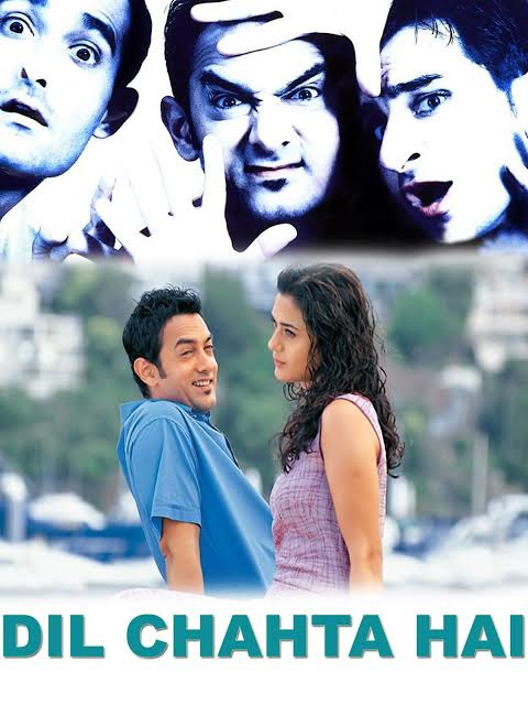 """Image result for Dil Chahta hai"""""""