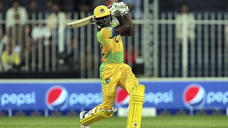 Image result for Andre Fletcher Qatar T10 League 2019""