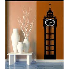 Shop Big Ben London Tower Wall Decal Overstock 32053619
