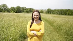 Iowan Abby Finkenauer could become the youngest woman in Congress