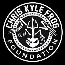 Ckff White Die Cut Window Decal 6 Chris Kyle Frog Store