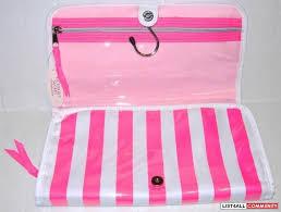 makeup travel cosmetic bag