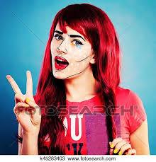 professional ic pop art makeup