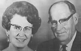 Sunday Stories: Harold Elmer and Edith (Smith) Humphrey