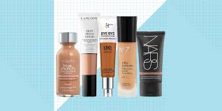foundations for and aging skin