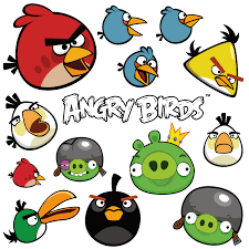 High Quality Angry Birds Wallpaper