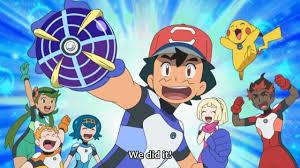 Pokemon Sun And Moon Satoshi vs Zeraora tập 100 Vietsub