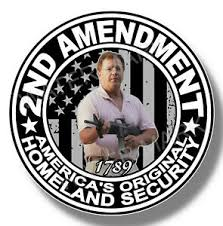 2nd Amendment Vinyl Sticker Decal Gun Rights Nra Truck Car Usa St Louis Ebay