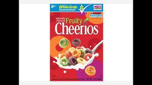fruity cheerios you