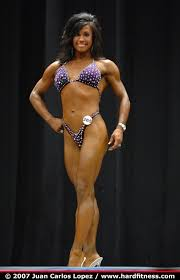 Wendi Murray - twopiece - 2007 USAs Figure and Bodybuilding Nationals