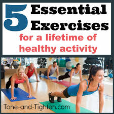 5 essential exercises for a lifetime of
