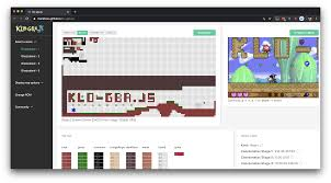 ROM Hacking] klo-gba.js, your dream painter - Level Editor for ...