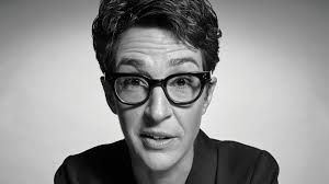 this is the moment rachel maddow has