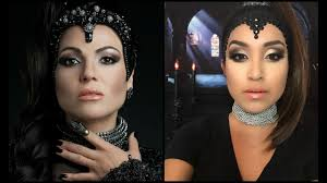 the evil queen tutorial from once upon