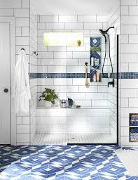 small bathroom tiles decorating with