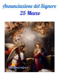Annunciazione del Signore 25 Marzo immagini bellissime religiose ...