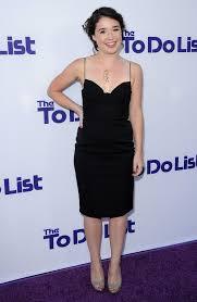 Sarah Steele Little Black Dress - Sarah Steele Looks - StyleBistro
