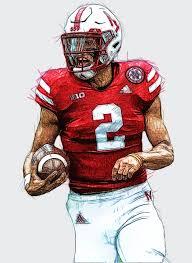 Adrian Martinez - Nebraska QB | Cornhuskers football