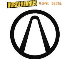 Borderlands Decal Etsy