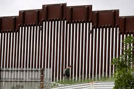 Border Wall Hundreds Of Miles Funded 5 New Miles Built Expressnews Com