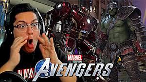Marvel's Avengers Game - HULKBUSTER ...