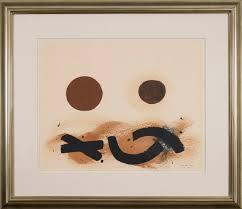 Adolph Gottlieb — Vallarino Fine Art